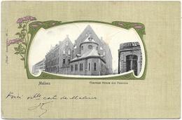 Malines NA45: Couvent Soeurs Des Pauvres 1902 - Malines