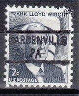 USA Precancel Vorausentwertung Preo, Locals Pennsylvania, Gardenville 841 - Vereinigte Staaten