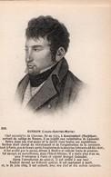 Histoire Portrait Burban Louis Gabriel Marie - Geschichte