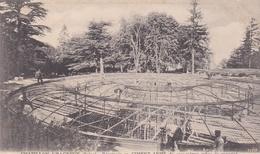 CHATILLON-sous-BAGNEUX  - Réservoir Couvert En Ciment Armé  -Travaux Publics - H. CHASSIN Et FILS - Conflans Saint Honorine