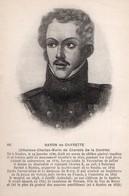 Histoire Portrait Baron De Charette - Histoire