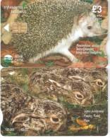 Cyprus-Hedgehog Dummy Card(no Code) - Cyprus