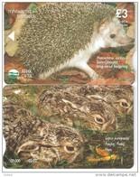 Cyprus-Hedgehog Dummy Card(no Chip,no Code) - Cyprus