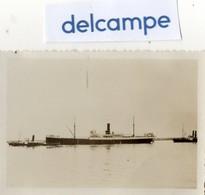 PHOTO  ANCIENNE -   LE HAVRE -  Port Du Havre 14 Juillet 1932  - Bateau  S/S  Carimaré . - Lieux