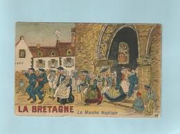 LA BRETAGNE La Marche Nuptiale Collection  N° 26 - Noces