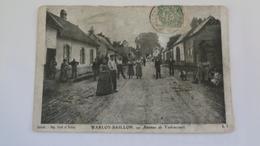 WARLOY-BAILLON  : Avenue De Vadencourt - France