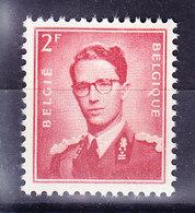 BELGIQUE COB 925a  ** MNH. (7B224) - 1953-1972 Lunettes