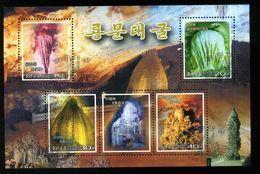 BLOC TIMBRES DPR KOREA 2002 - Korea, South