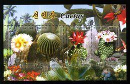 BLOC TIMBRES DPR KOREA  2004 - Korea, South