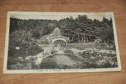 1199-  Vallée De La Hoegne, Pont Du Centenaire A La Vecquée - Jalhay