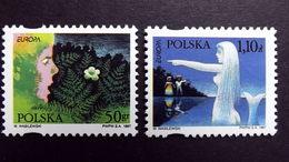 Polen 3647/8 **/mnh, EUROPA/CEPT 1997, Sagen Und Legenden - Neufs