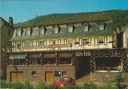 Gasthaus - Metzgerei Hutter.  Bremm/Mosel    Germany. # 05958 - Hotels & Restaurants