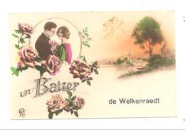 Un Bonjour De WELKENRAEDT  +/- 1925 (nod) - Welkenraedt