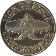 2018 MDP151 - LA MER DE SABLE 6 - Sombrero / MONNAIE DE PARIS - Monnaie De Paris