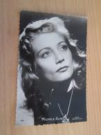 """CARPO418 : Carte Postale N&B / Photo Vedette De Cinéma MICHELE ALFA ,  Années 50/60 PHOTO """"Editions P.I."""" - Actors"""