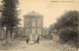 Hodeige (Remicourt). L'école Communale - Remicourt
