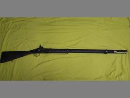 FUSIL Ancien à Percussion Type ENFIELD - Decorative Weapons
