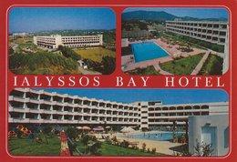 Ialyssos Bay Hotel. Rhodes Greece.     # 07274 - Hotels & Restaurants