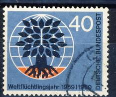 RFT-BRD 1960 UN Serie N. 200 Usato Cat. € 2,80 - Gebraucht