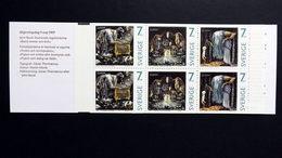 Schweden 2001/3 MH 228 **/mnh, EUROPA/CEPT 1997, Sagen Und Legenden - 1981-..
