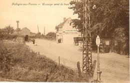 Hollogne-aux-Pierres (Grâce-Hollogne). Wasseige Arrêt Du Tram. - Grâce-Hollogne