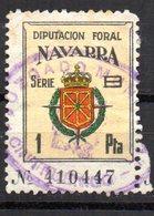 Fiscal Diputacion Foral De Navarra 1 Pta - Fiscales