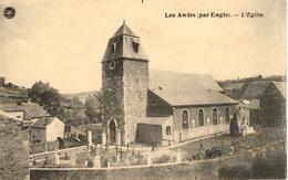 Les Awirs (Engis). L'Eglise. - Engis