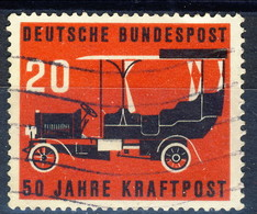 RFT-BRD 1955 UN Serie N. 87 Usato Cat. € 6 - Gebraucht