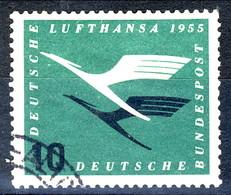 RFT-BRD 1955 UN Serie N. 82 Usato Cat. € 1,50 - Gebraucht