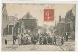 SAINT VAAST EN CAMBRESIS GRANDE RUE - Autres Communes