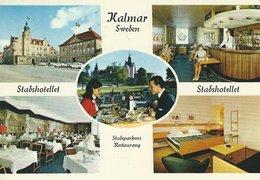 Stadshotellet.  Kalmar Sweden     # 07410 - Hotels & Restaurants