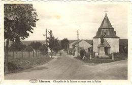 Lierneux. Chapelle De La Salette Et Route Vers La Valise. - Lierneux