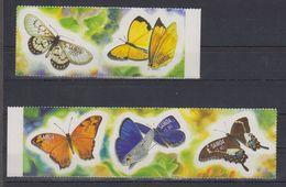 F69. MNH Samoa Nature Animals Insects Butterflies - Butterflies