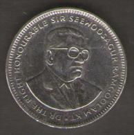 MAURITIUS HALF RUPEE 2003 - Mauritius