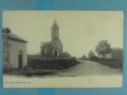 Lierneux Eglise D'Odrimont - Lierneux