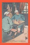 ET/174 NORMANDIE CES BONS NORMANDS IL EST MO FAUTE DE SOINS POINT DE CAFE EDITIONS GALRY N° 6 E P HUMOUR FOLKLORE - Humor