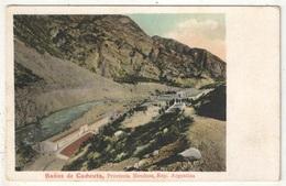 Banos De CACHEUTA, Provincia De Mendoza, Rep. Argentina - Rosauer 304 - Argentina