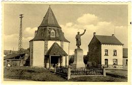 Lierneux. Chapelle De La Salette - Monument Aux Morts 14-18 - Lierneux