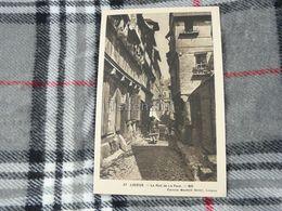 Lisieux - La Rue De La Paix France - Lisieux