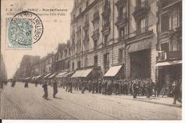 PARIS RUE DE FLANDRE - France