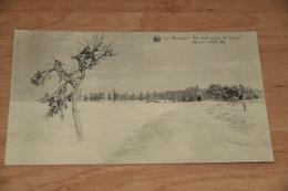1208-  La Baraque Michel Sous La Neige - Hiver 1925/26 - Jalhay