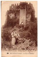 Haute Vienne - SAINT-JEAN-LIGOURE - Les Tours De Chalucet - Environs De Limoges - 1925 - Autres Communes