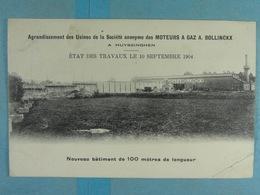 Huizingen Moteurs à Gaz A.Bollinckx (agrandissement Des Usines) - Beersel