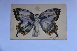 37960  -  Liege  à  Vol  De  Papillon -  Vues - Lüttich