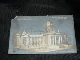 Modell De National Skoupchtina Du Royaume Serbie - Serbia