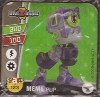 IMAN, Magnet, INVIZIMALS The Resistance, De PANINI, 123 Meme Pup - Magnetos