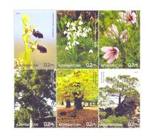 2017. Azerbaijan, Flora Of Azerbaijan, Sheetlet, Mint/** - Azerbaïjan