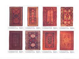 2017. Azerbaijan, Carpets Of Azerbaijan, Sheetlet, Mint/** - Azerbaïjan