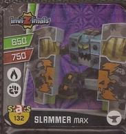 IMAN, Magnet, INVIZIMALS The Resistance, De PANINI, 131 Slammer Max - Magnetos