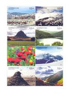 2017. Azerbaijan, The Nature Of Azerbaijan, Sheetlet, Mint/** - Azerbaïjan